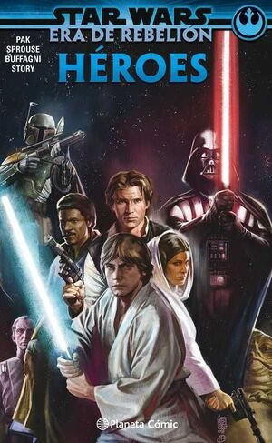 STAR WARS ERA DE REBELION: HEROES