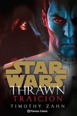 STAR WARS: THRAWN. TRAICION
