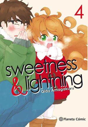 SWEETNESS & LIGHTNING # 04