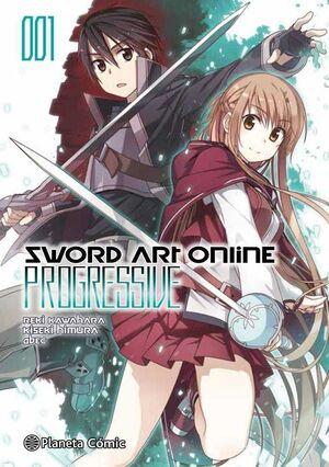 SWORD ART ONLINE PROGRESSIVE #01 (MANGA)