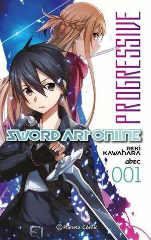 SWORD ART ONLINE PROGRESSIVE #01 (NOVELA)