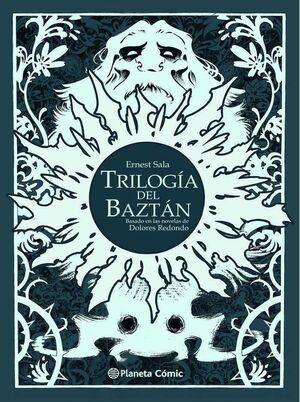 TRILOGIA DEL BAZTAN (NOVELA GRAFICA / EDICION LUJO EN BLANCO Y NEGRO)