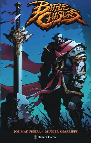 BATTLE CHASERS ANTHOLOGY. INTEGRAL