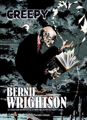 CREEPY PRESENTA BERNIE WRIGHTSON (NUEVA EDICION)