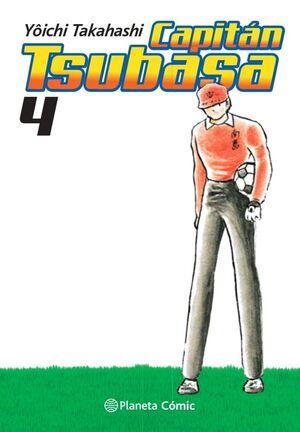 CAPITAN TSUBASA #04 - CAMPEONES OLIVER Y BENJI
