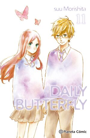 DAILY BUTTERFLY #11
