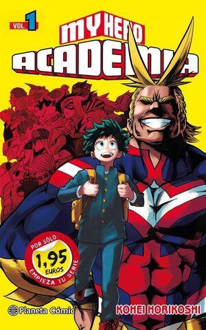 MY HERO ACADEMIA #01 (PROMOCION ESPECIAL)