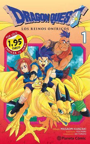 DRAGON QUEST VII: FRAGMENTOS DE UN MUNDO OLVIDADO #01 (PROMOCION ESPECIAL)