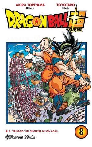 DRAGON BALL SUPER #08