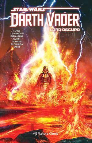 STAR WARS DARTH VADER LORD OSCURO #03 (TOMO RECOPILATORIO)