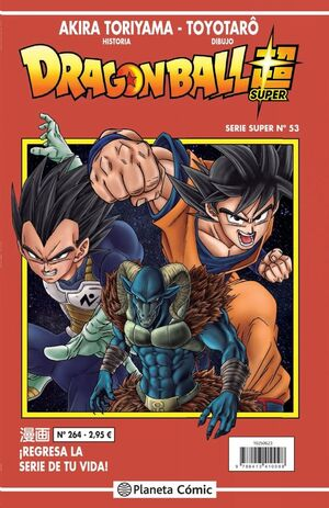 DRAGON BALL SERIE ROJA Nº 264