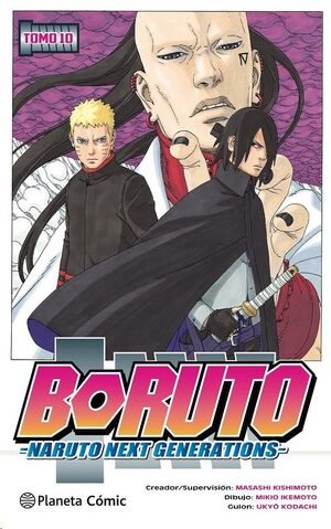 BORUTO. NARUTO NEXT GENERATIONS #10