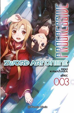SWORD ART ONLINE PROGRESSIVE #03 (NOVELA)