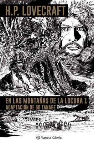 EN LAS  MONTAÑAS DE LA LOCURA #01 (MANGA)