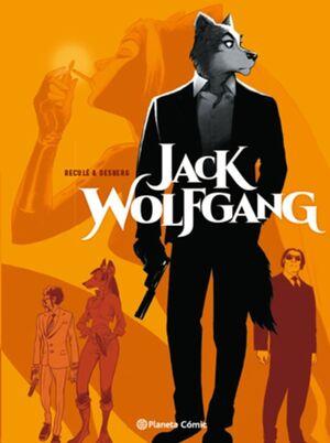 JACK WOLFGANG #01