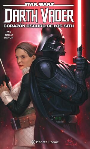 STAR WARS DARTH VADER #01. CORAZON OSCURO DE LOS SITH (CARTONE)