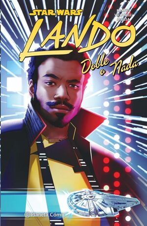 STAR WARS: LANDO DOBLE O NADA (RECOPILATORIOS)