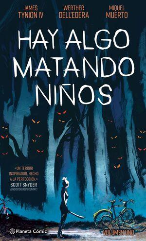 HAY ALGO MATANDO NIÑOS #01