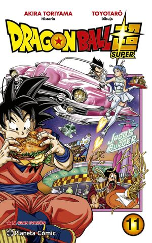 DRAGON BALL SUPER #11