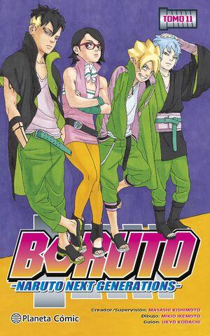 BORUTO. NARUTO NEX GENERATIONS #11