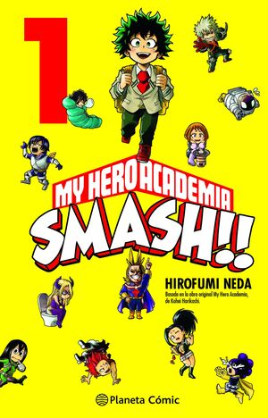 MY HERO ACADEMIA: SMASH #01