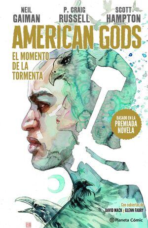 AMERICAN GODS SOMBRAS #03 (TOMO RECOPILATORIO)
