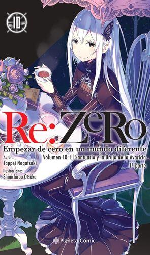 RE:ZERO #10 (NOVELA)