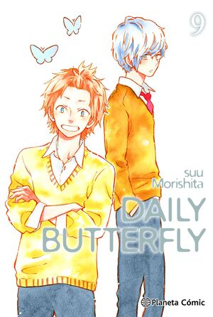 DAILY BUTTERFLY #09