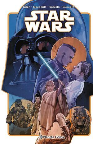 STAR WARS (TOMO RECOPILATORIO) #12