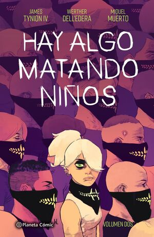 HAY ALGO MATANDO NIÑOS #02