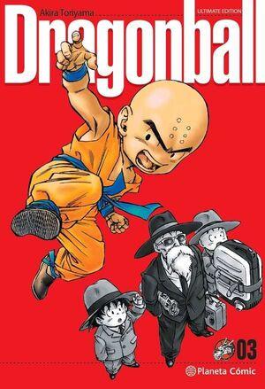 DRAGON BALL ULTIMATE #03 (NUEVA EDICION)