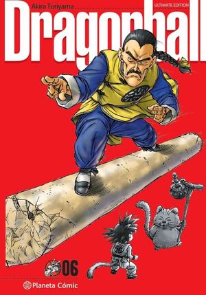 DRAGON BALL ULTIMATE #06 (NUEVA EDICION)
