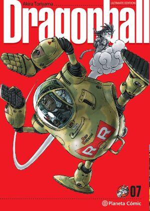 DRAGON BALL ULTIMATE #07 (NUEVA EDICION)