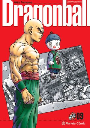 DRAGON BALL ULTIMATE #09 (NUEVA EDICION)