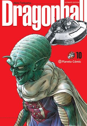 DRAGON BALL ULTIMATE #10 (NUEVA EDICION)