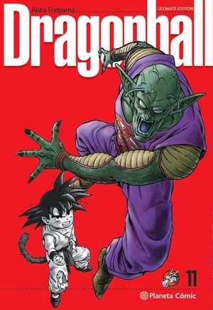 DRAGON BALL ULTIMATE #11 (NUEVA EDICION)