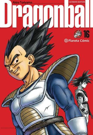 DRAGON BALL ULTIMATE #16 (NUEVA EDICION)