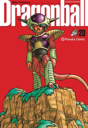 DRAGON BALL ULTIMATE #20 (NUEVA EDICION)