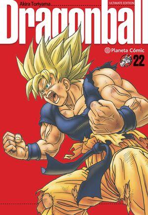 DRAGON BALL ULTIMATE #22 (NUEVA EDICION)