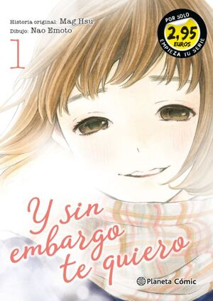 Y SIN EMBARGO TE QUIERO #01 (PROMOCION ESPECIAL)