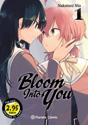 BLOOM INTO YOU #01 (PROMOCION ESPECIAL)