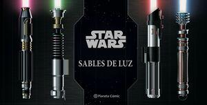 STAR WARS: SABLES DE LUZ