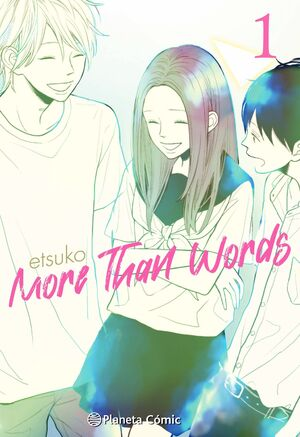 MORE THAN WORDS #01