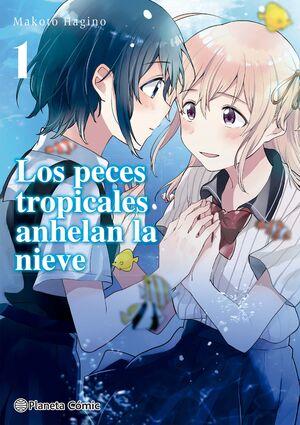 LOS PECES TROPICALES ANHELAN LA NIEVE #01