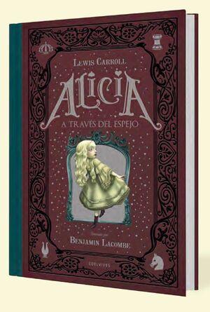 ALICIA A TRAVES DEL ESPEJO (ILUSTRADO - CARTONE)