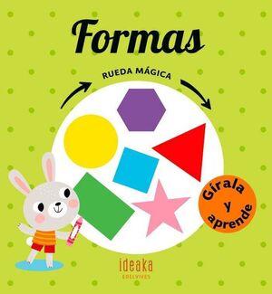 FORMAS. RUEDA MAGICA