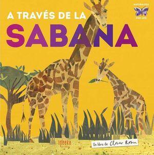 A TRAVES DE LA SABANA