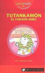 TUTANKAMON EL FARAON NIÑO