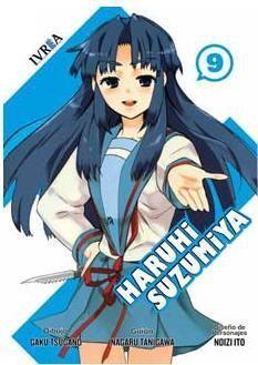 HARUHI SUZUMIYA #09