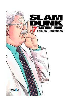 SLAM DUNK KANZENBAN #07